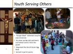youth serving others