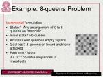 example 8 queens problem2