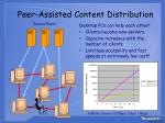 peer assisted content distribution2