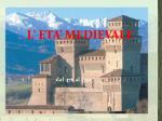 l eta medievale