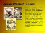 jacques offenbach 1819 1880