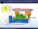 uas common control system