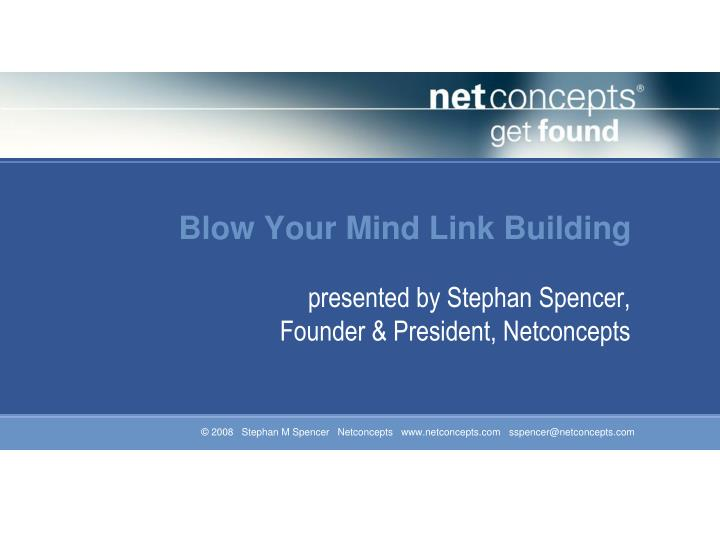 blow your mind link building n.
