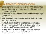 7 bahrain s foreign relations