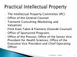 practical intellectual property2