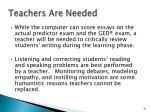 teachers are needed4