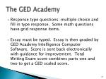 the ged academy2