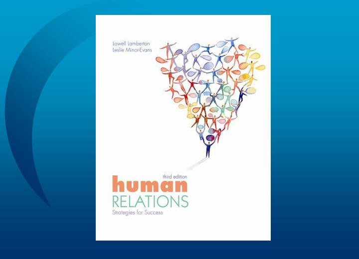 human relations and communications theories present in Human relations communication - focuses on the theory, concepts, and skills necessary to understand how communication functions in and between organizations provides background in human relations development, communication training, personnel placement and assessment, supervision and management, labor relations, or internal communication.