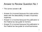 answer to review question no 1