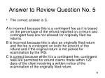 answer to review question no 5