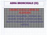 asma bronchiale ii