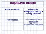 inquinanti indoor2