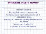 interventi a costo ridotto1