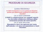 procedure di sicurezza1