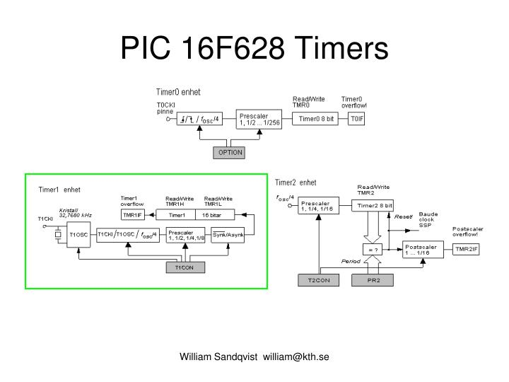 pic 16f628 timers n.