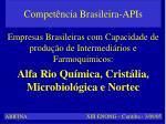 capacidade brasileira de produ o de arvs18