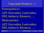 capacidade brasileira de produ o de arvs20