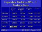 capacidade brasileira de produ o de arvs22