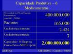 capacidade brasileira de produ o de arvs25