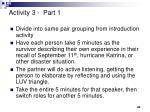 activity 3 part 1