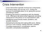 crisis intervention1