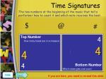 time signatures22