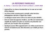 la reponse familiale a dialmy jeunesse sida et islam au maroc eddif 2000