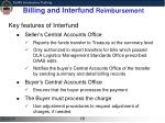 billing and interfund reimbursement1