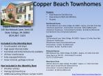 copper beach townhomes
