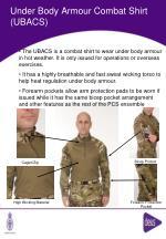 under body armour combat shirt ubacs