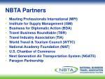 nbta partners