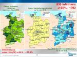 densit d infirmiers 10 000 hab canton au 30 juin 2012