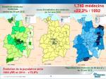 densit de m decins 10 000 hab canton au 30 juin 2012