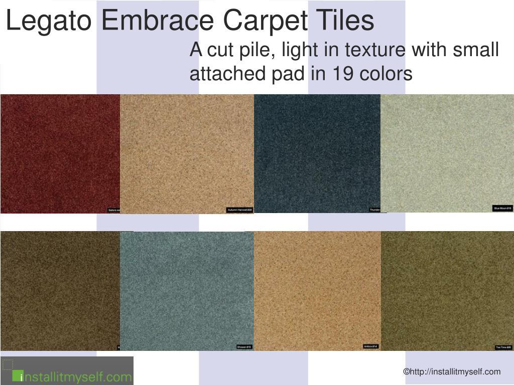 Legato Embrace Carpet Tiles