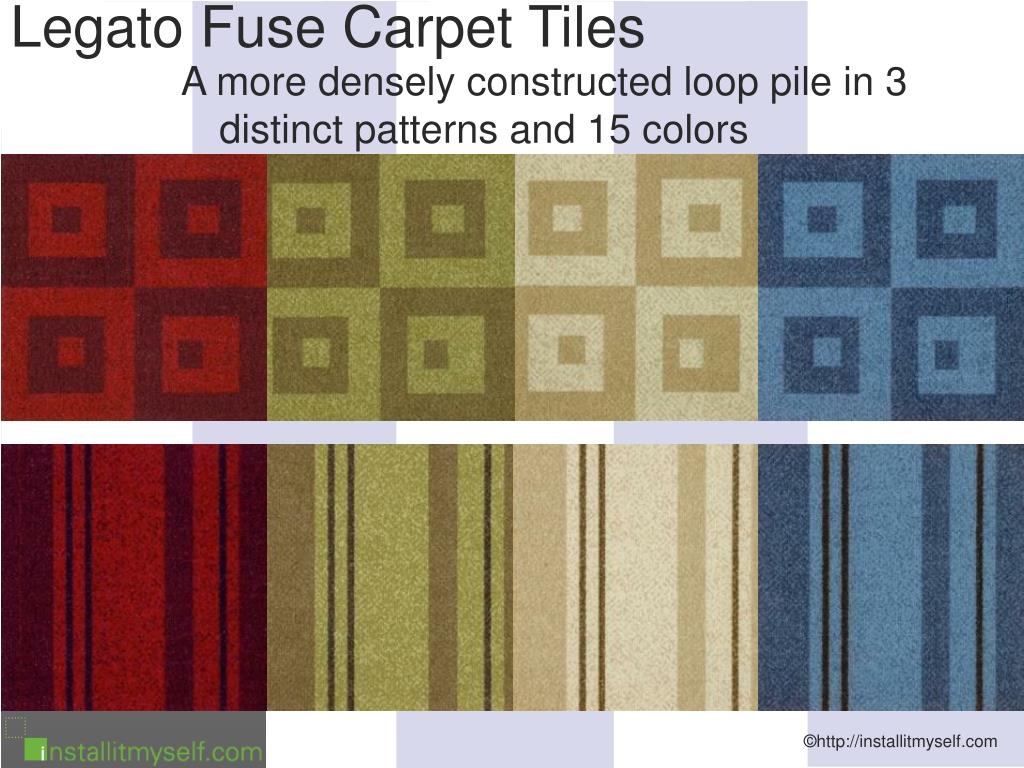 Legato Fuse Carpet Tiles
