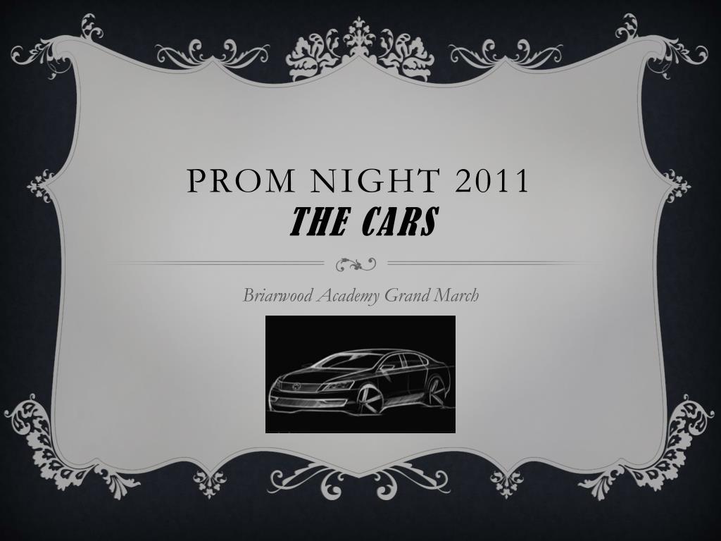 Prom Night 2011