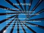 linux patching1