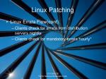 linux patching2