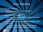 linux patching3