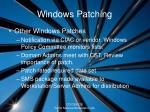 windows patching3
