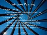 windows patching4