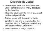 deborah the judge6