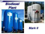 biodiesel plant1
