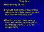 story line2