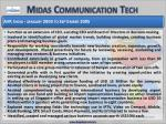 midas communication tech39
