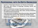 professional with in depth knowledge15
