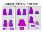 mapping merging alignment