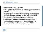 napa guidance continued1
