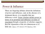power influence1