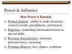 power influence3